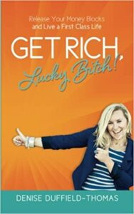 Get Rich, Lucky Bitch Cover