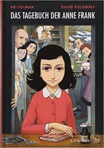 Cover Tagebuch der Anne Frank