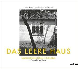 Cover Bildband Paulus Raim Das leere Haus