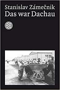 Cover Das war Dachau