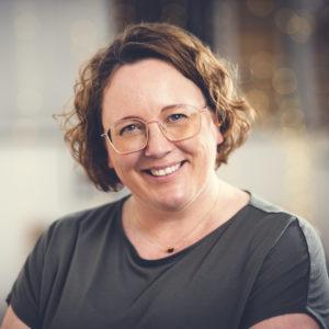 Übersetzerin Lynn Nothegger