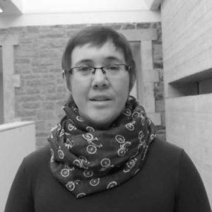 Übersetzerin Sarah Swift