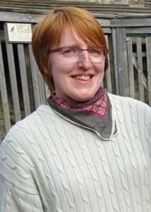 Texterin Birgit Susemihl