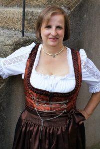 Übersetzerin Andrea Halbritter